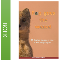 Boek Pop goes the weasel