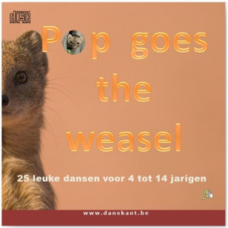 CD Pop goes the weasel