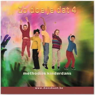 eBook Zo doe je dat 4: methodiek kinderdans